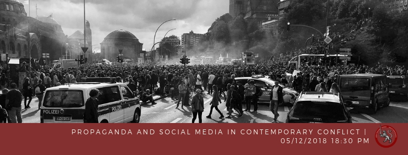 WSS Panel: Social Media and Propaganda in Contemporary Conflict