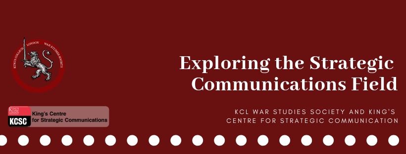Exploring the Strategic Communications field